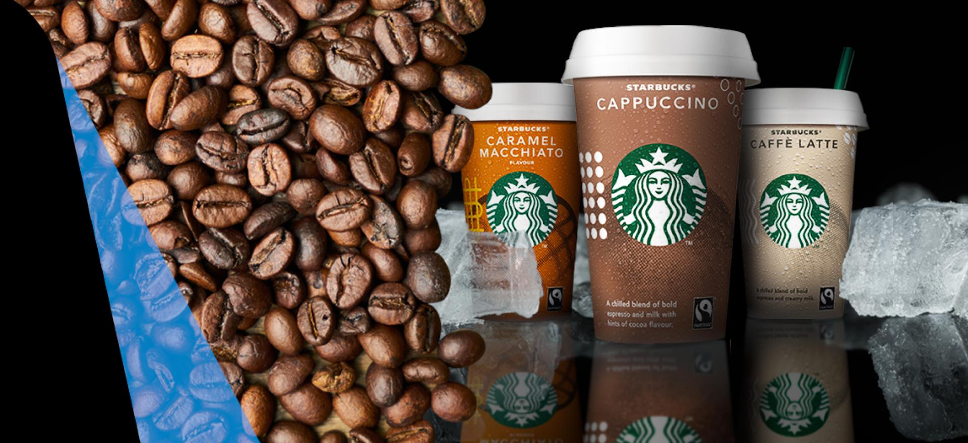Starbucks Soğuk Kahveler